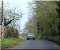 ST5960 : 2012 : Minor road near Gold's Cross by Maurice Pullin