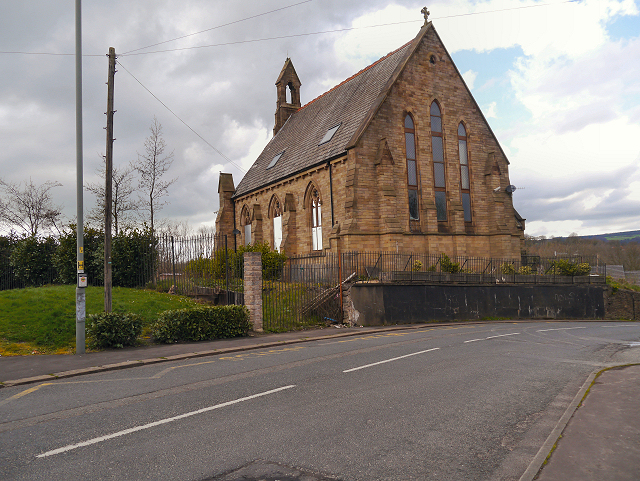 Former Church, Hapton Road, Padiham