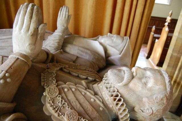 Sir John & Phillipa Gage, Tomb, Firle church