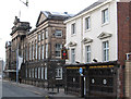 SJ8745 : Stoke-upon-Trent - Town Hall and The Glebe by Dave Bevis