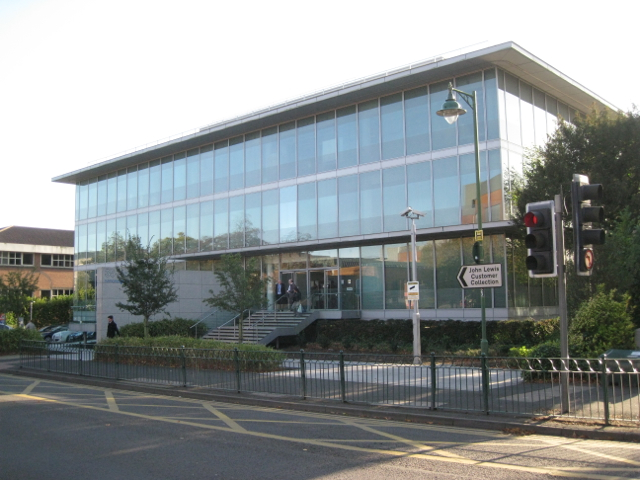 Offices of National Grid, 35 Homer Road