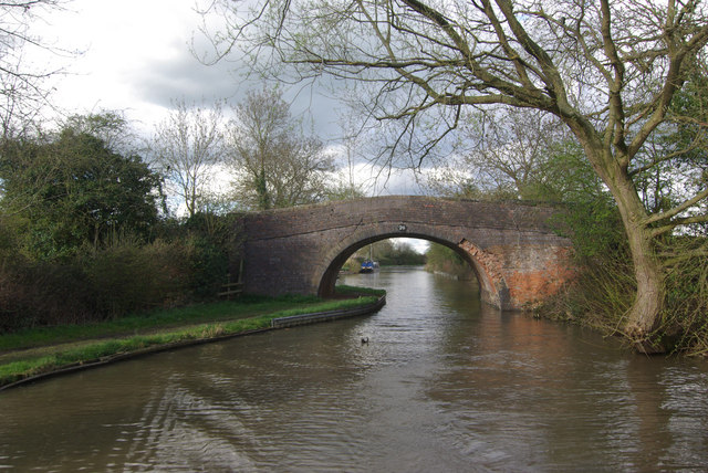 Foxwells Bridge, Ashby Canal