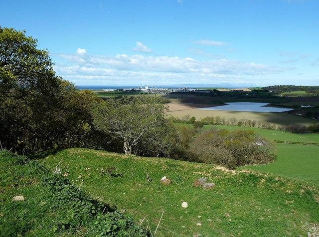 Camregan Castle View