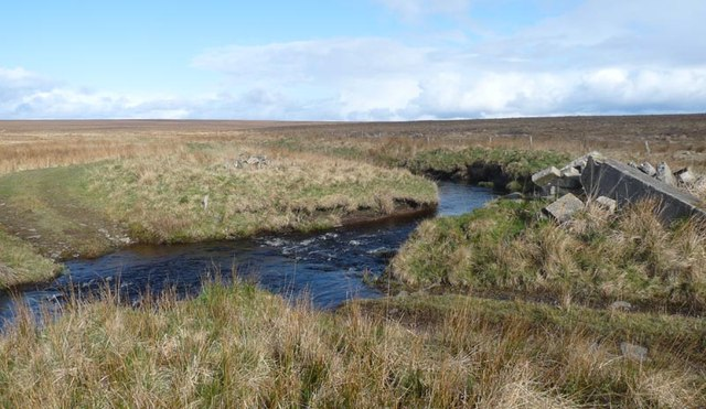Ford on Loop Burn, Caithness