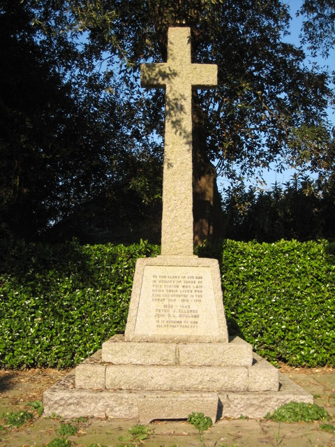 War Memorial, Lulworth