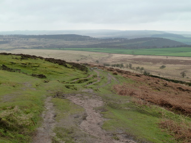 Footpath from White Edge