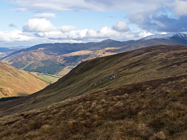 View from Creag Ard