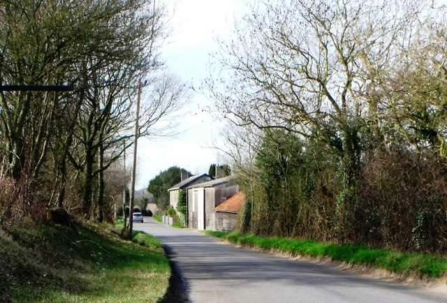 Whitehouse Farm, Heveningham, Suffolk