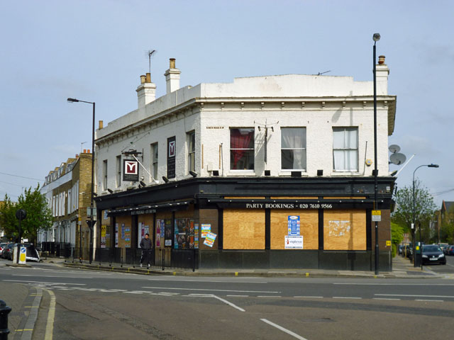 The Morrison - closed