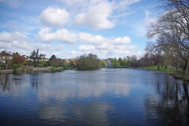 Raphael Park Lake