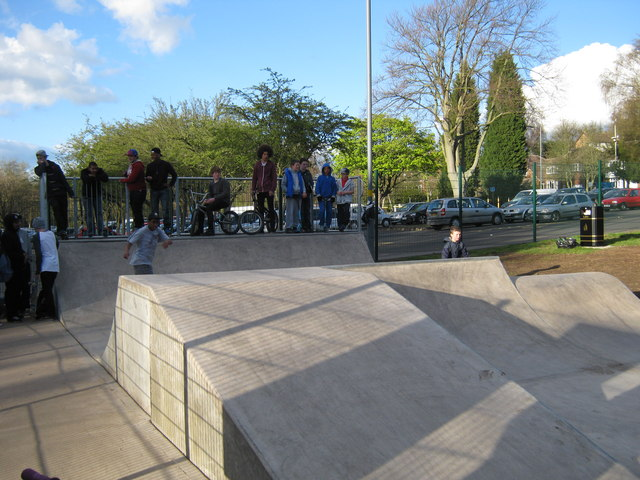 New skate park wyndley michael westley cc by sa 2 0 Swimming pool sutton coldfield