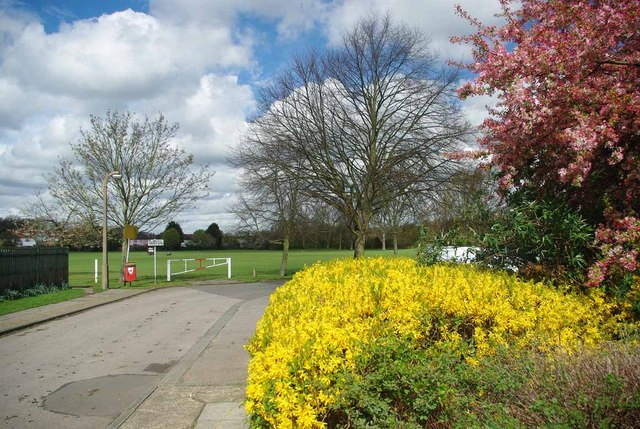 Gidea Park Sports Ground