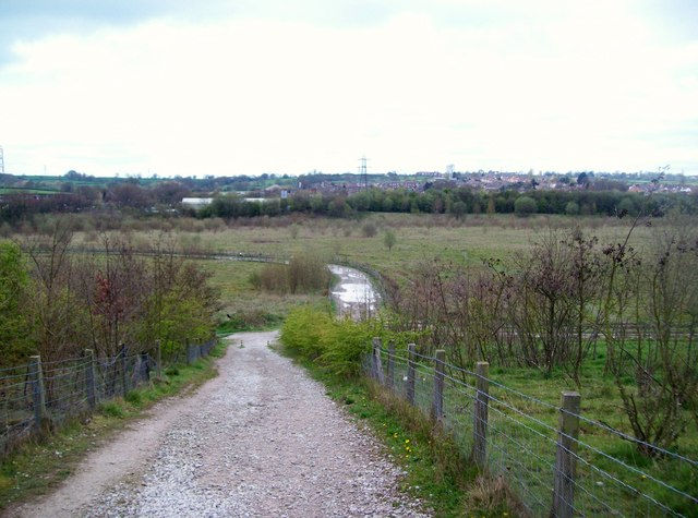 Restricted Byway near Loscoe