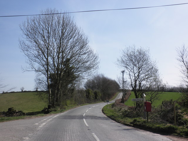 Stolford Hill Cross