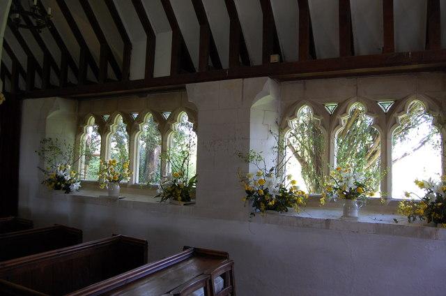 Clear Glass Windows Berwick Church 169 Julian P Guffogg Cc