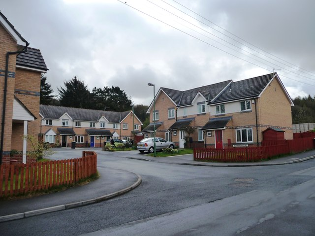 Rowan Court, Burnopfield