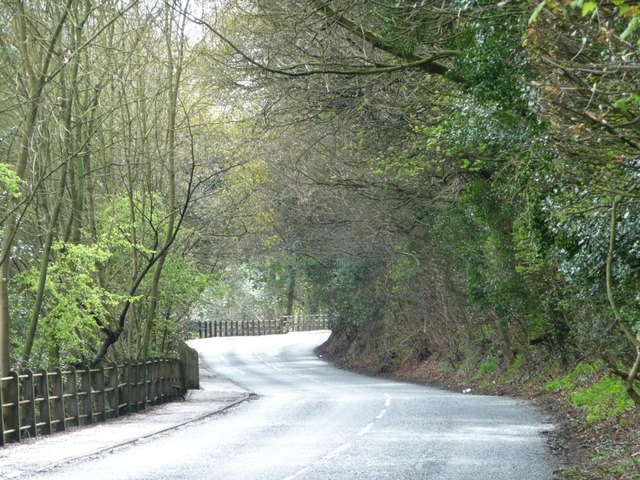 New Road, above Busty Bank