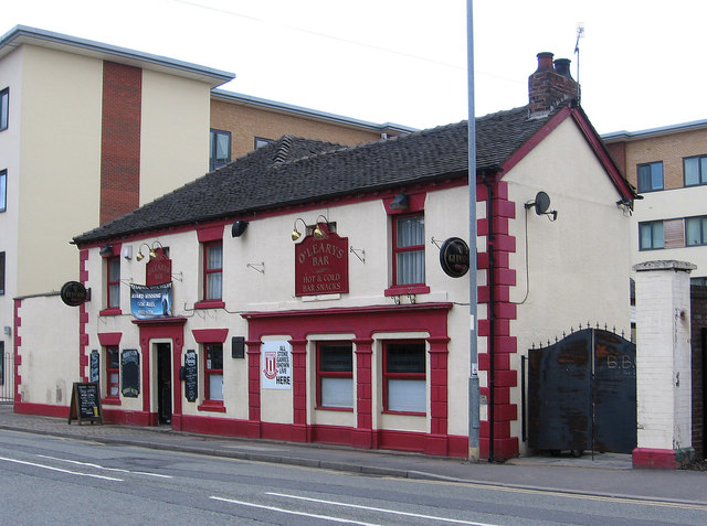 Stoke-upon-Trent - O'Learys Bar