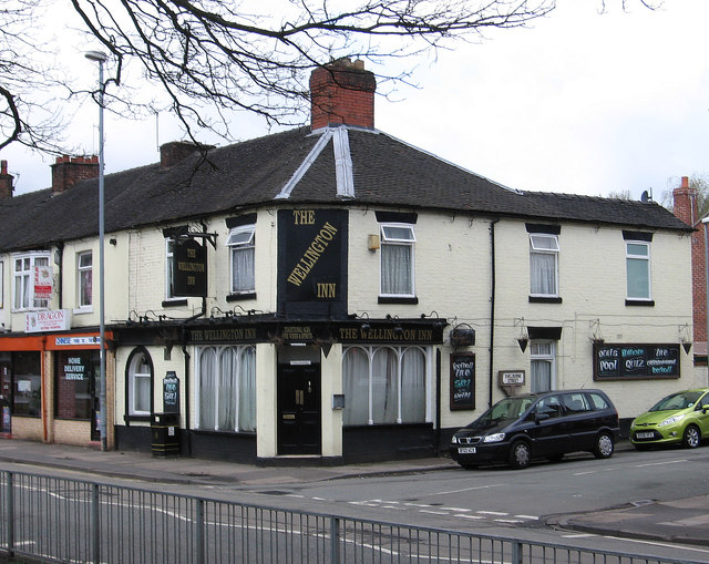 Stoke-upon-Trent - The Wellington Inn