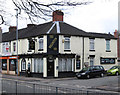 SJ8744 : Stoke-upon-Trent - The Wellington Inn by Dave Bevis