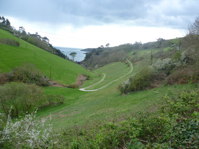 Towards Mill Bay Cove