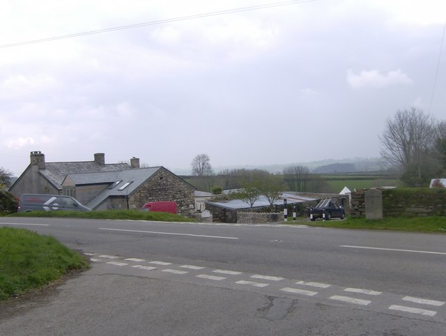 Little Upton in the hamlet of Upton