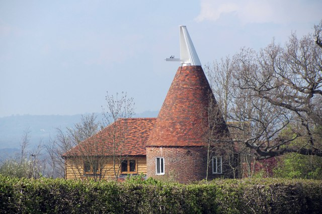 Crockhurst Farm Oast, Crockhurst Street, Tudeley