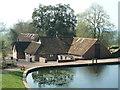 ST2428 : Hestercombe Gardens - watermill by Chris Allen