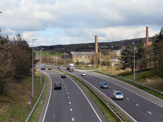 A56, Haslingden By Pass