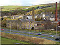SD7823 : Haslingden by David Dixon