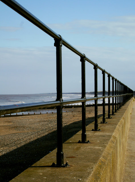 Promenade Fence
