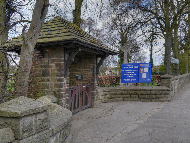 Lychgate and War Memorial