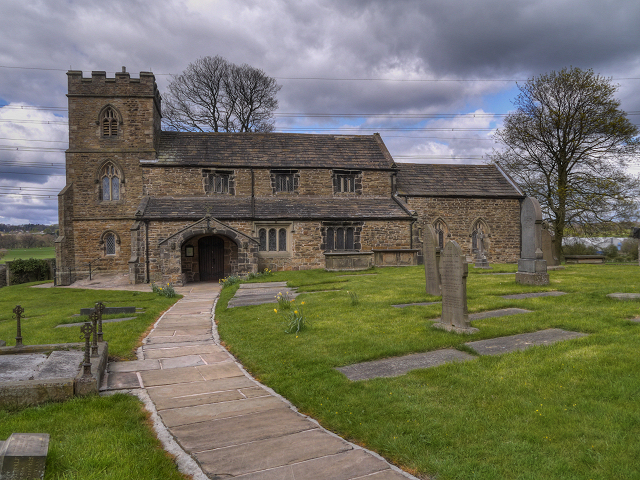 St James' Parish Church, Altham