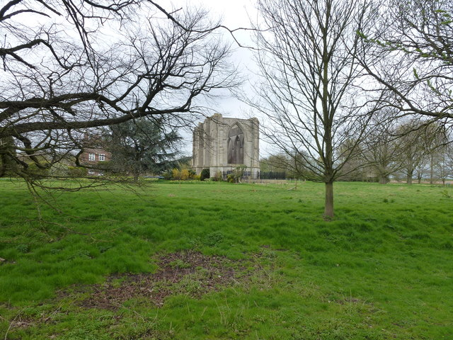 Wykeham Chapel near Spalding - A hidden gem