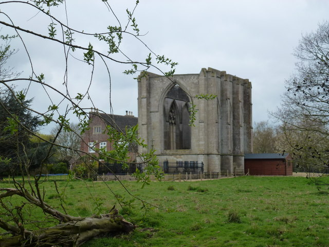 Wykeham Chapel near Spalding