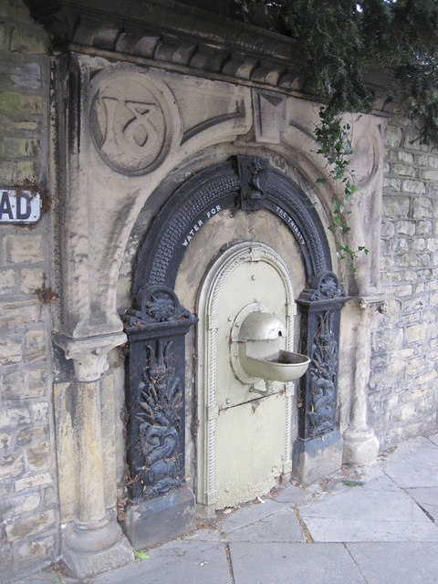 1866 Drinking Fountain, Woodland Road