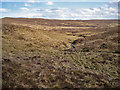 NG4334 : Moorland east of Roineval by Richard Dorrell