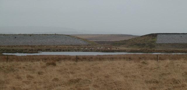 Former Barbrook Reservoir