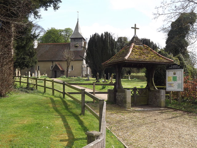 South Warnborough Church