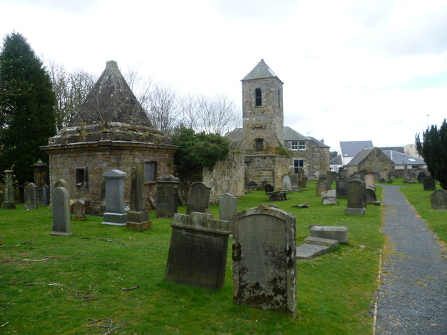 Old St. Mungo's Parish Church