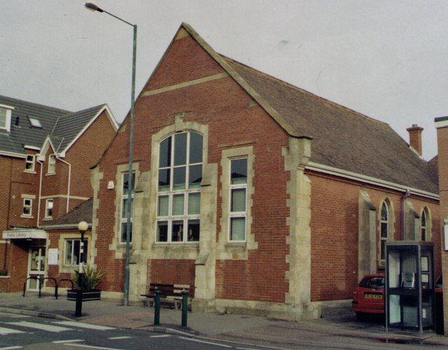 Former Pokesdown Methodist Church