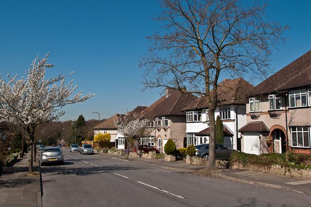 St Thomas' Drive