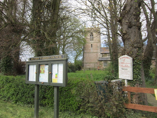 St Thomas of Canterbury, Mumby with Cumberworth
