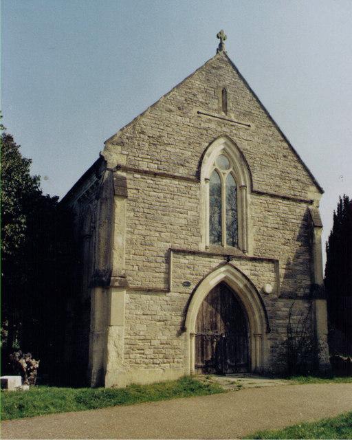 Southampton Old Cemetery Nonconformist Chapel