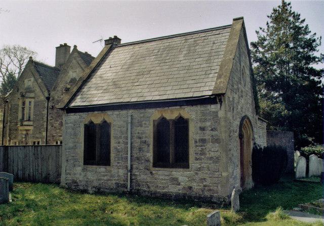Southampton Old Cemetery Jewish Chapel