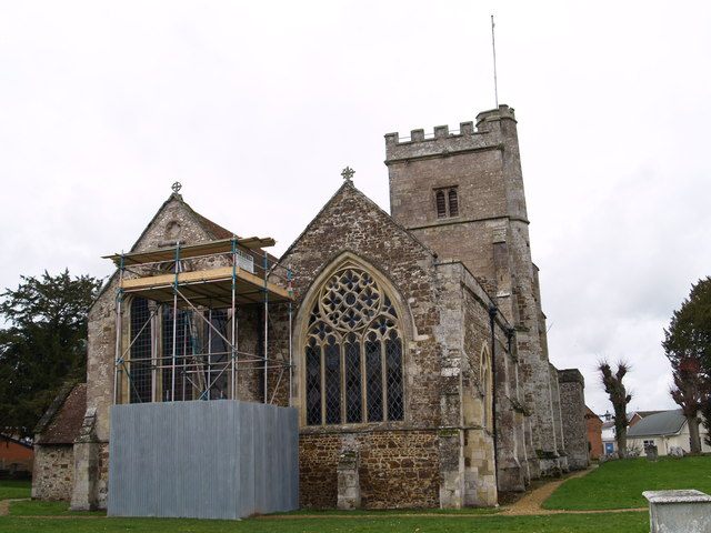 St Mary's Church.