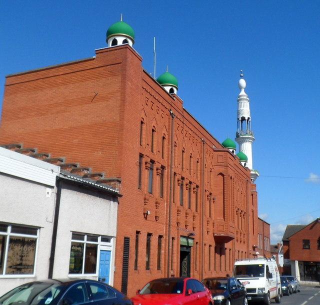 Jama Al-Karim Mosque, Gloucester