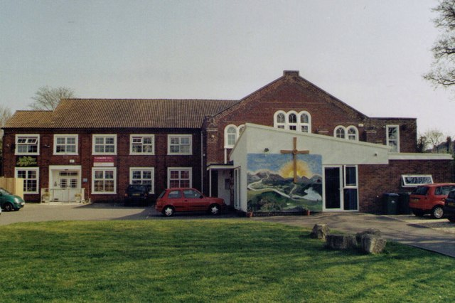 Old Shirley Baptist Church