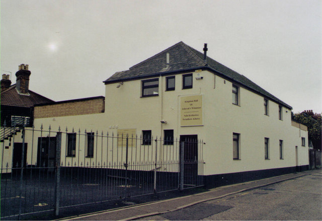 Boscombe Kingdom Hall