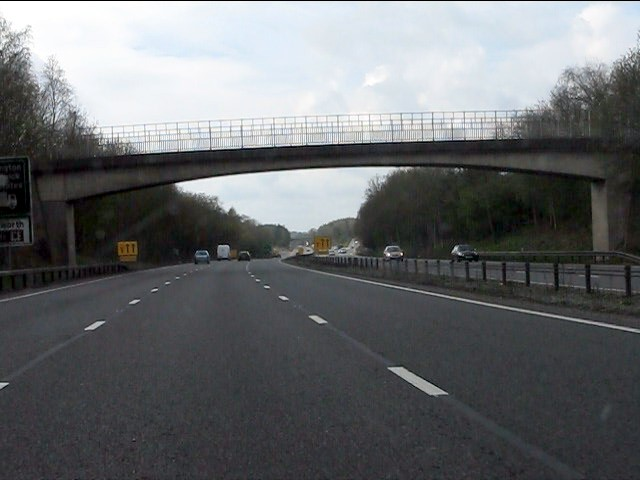 A46 - Rocky Lane bridge